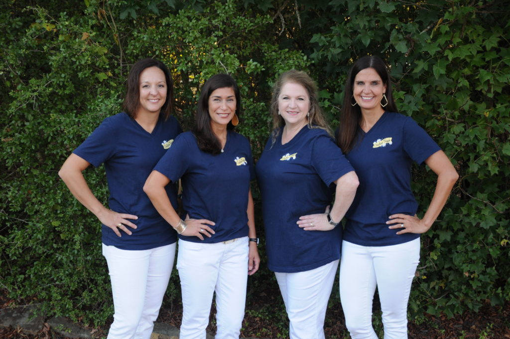 Administrative staff: Mrs. Julien, Mrs. Waters, Mrs. Nowlin, Mrs. Creswell